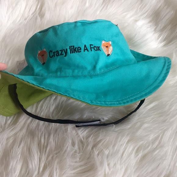 💥4/$20 Reversible Toddler Sun Hat